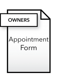Form_Appointment Form - Owners